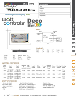 led resources deco lighting
