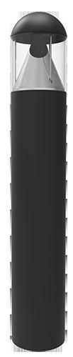 D303 LED bollard full image