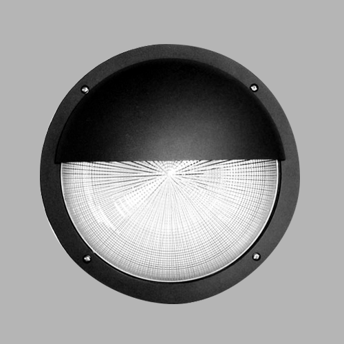 D407 round LED wall fixture