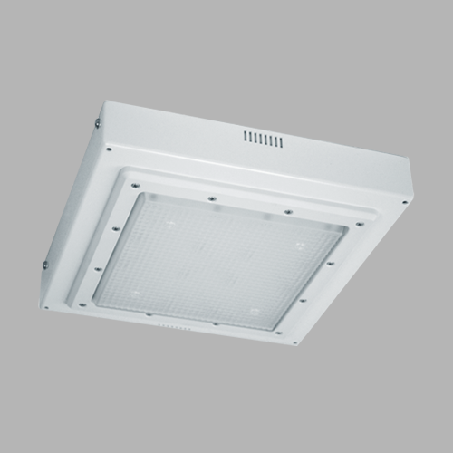 D533 LED canopy light & D533R Recessed LED Canopy Fixture | Outdoor LED Lighting