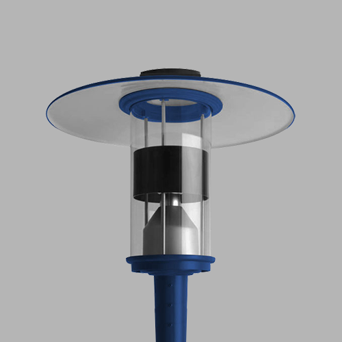 D814 contemporary LED area light