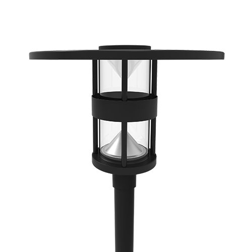 D814 LED area light
