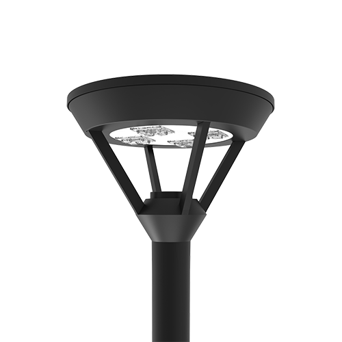 D821 diamond LED area light