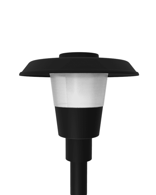 D822 LED area light