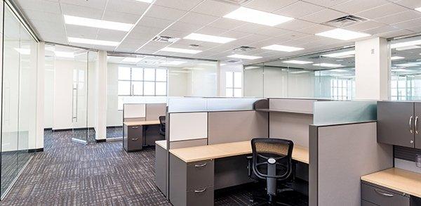 Bbsi Interior Office Lighting Commercial Led Lighting