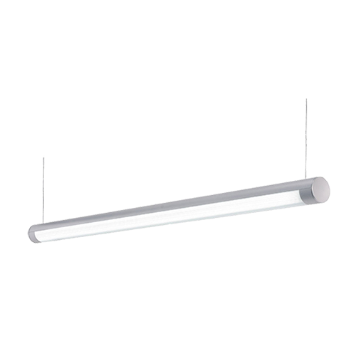 Evian Tube LED pendant fixture