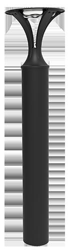 Tron LED bollard