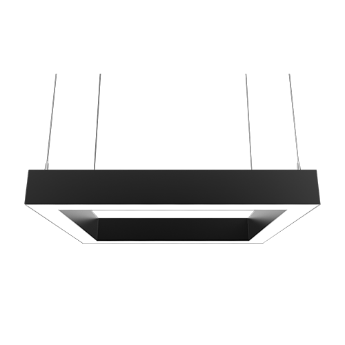 Vector Cube interior LED luminaire