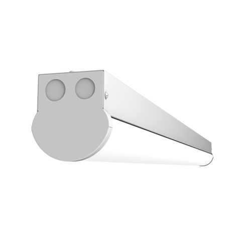DACH round LED channel fixture