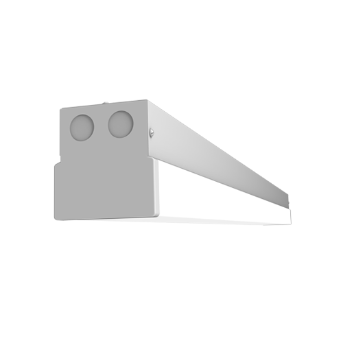 DACH square LED channel fixture