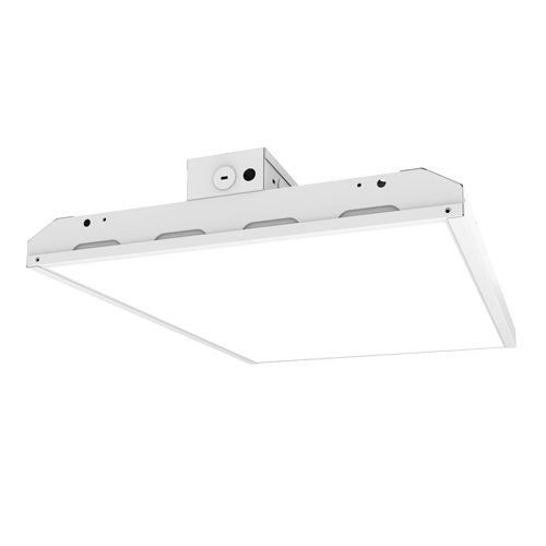 DHL low-profile linear LED high bay