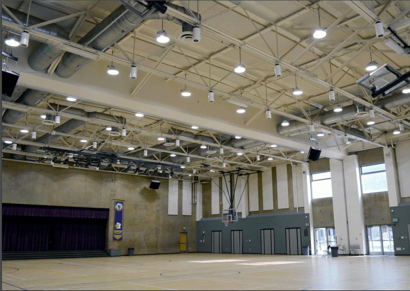 Edison pacific gym