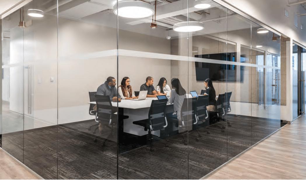 Innovative Energy Saving LED Lighting Solutions For Modern Offices