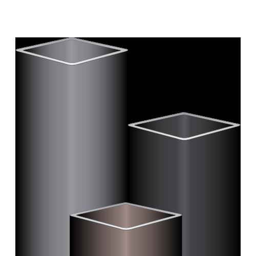 DP4S square pole