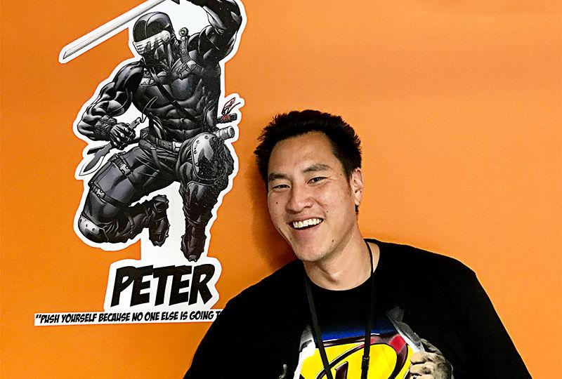Peter Cheng Deco Lighting