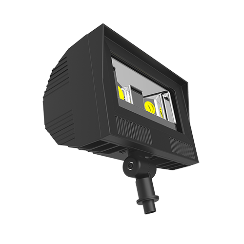 D208 medium LED flood light
