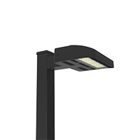 D802 small LED area light
