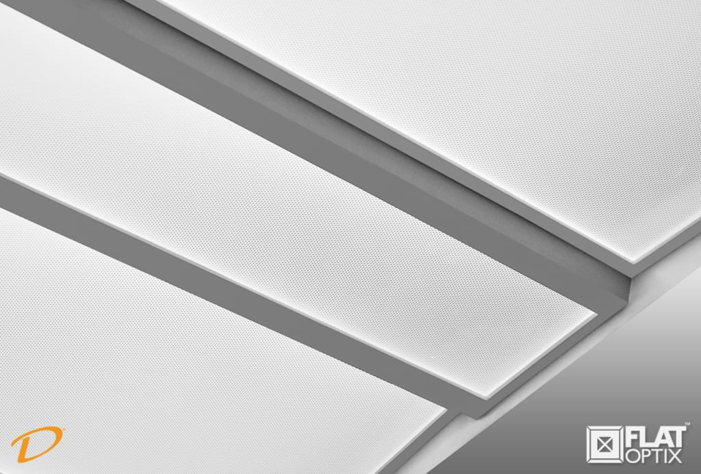Deco Lighting Flat Optix