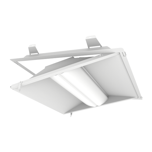 Fluorescent Light Fixture Covers Replacement: Fluorescent Light Fixture Cover Latch