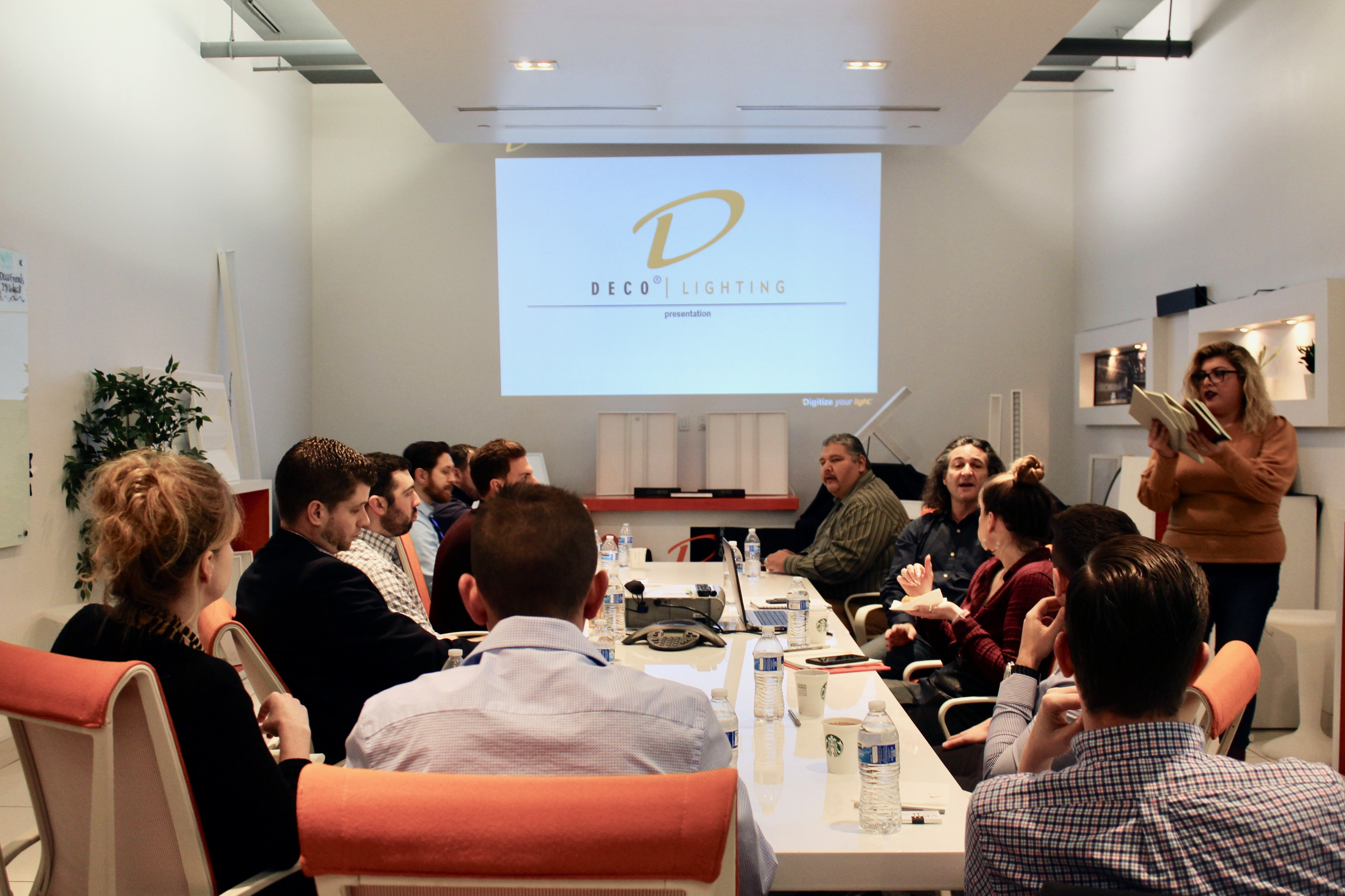 A new year with deco deco lighting talks new innovations strategy and all things lighting with sales rep