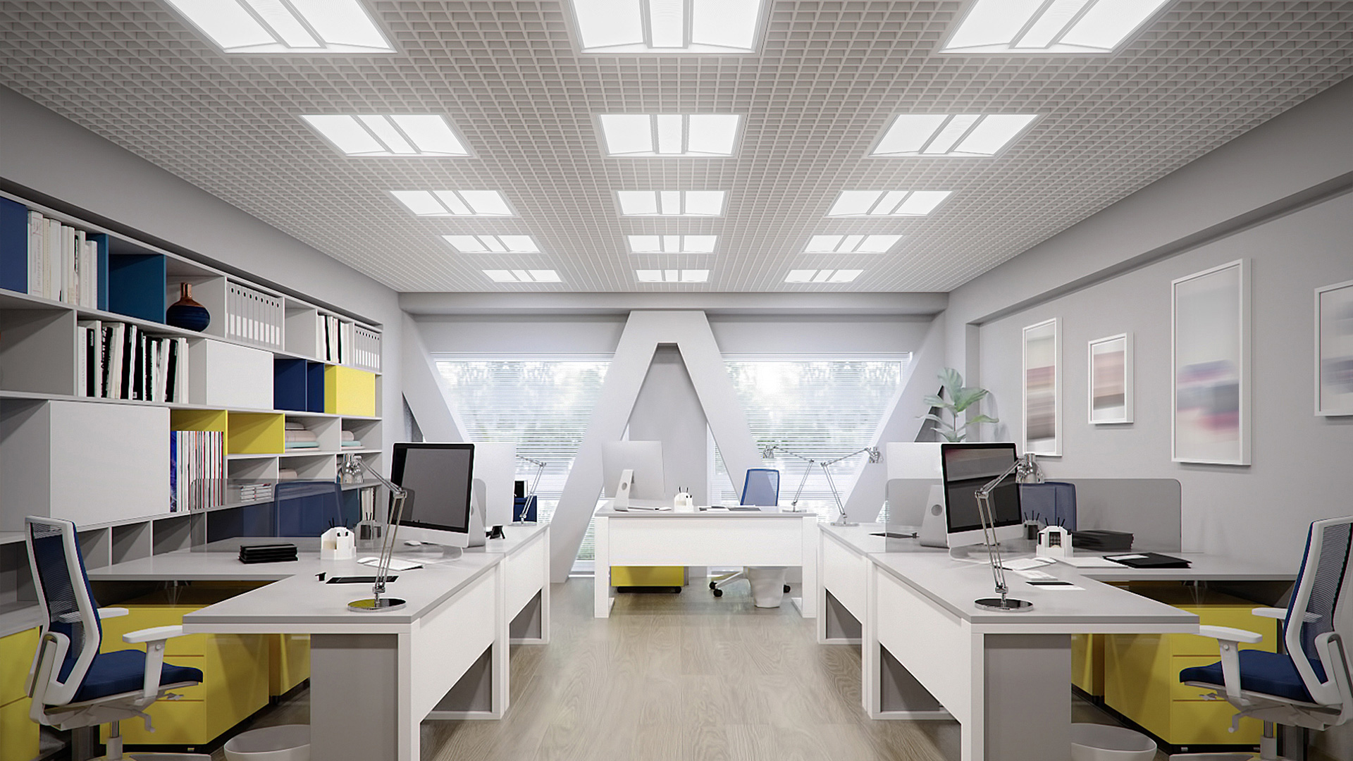 Commercial Led Lighting Industrial Led Lighting Solutions Deco